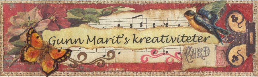 Gunn Marit's kreativiteter