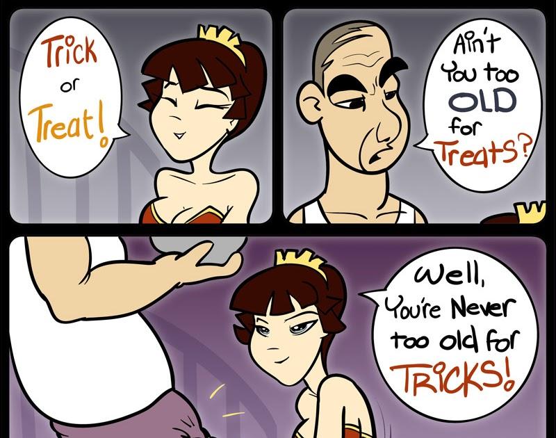 KnaveBB2: Halloween Ballbust