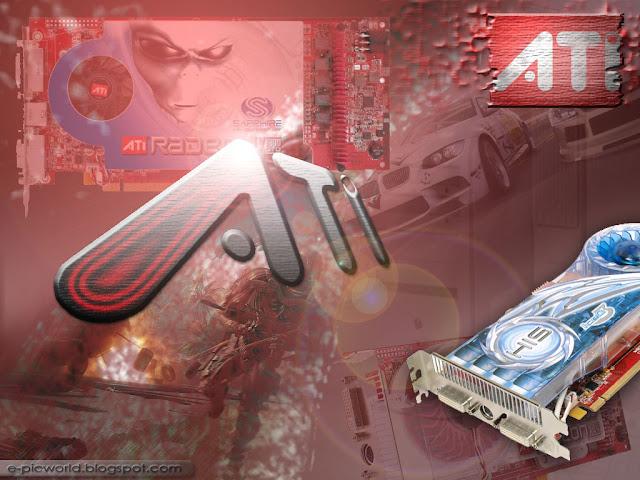 ati graphic card wallpaper