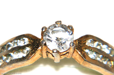 A diamond ring photo