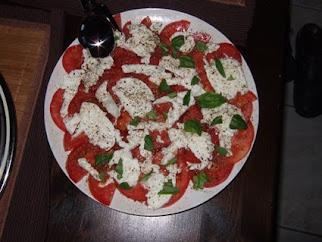 So, nu heute gibbet Tomaten mit Dingens