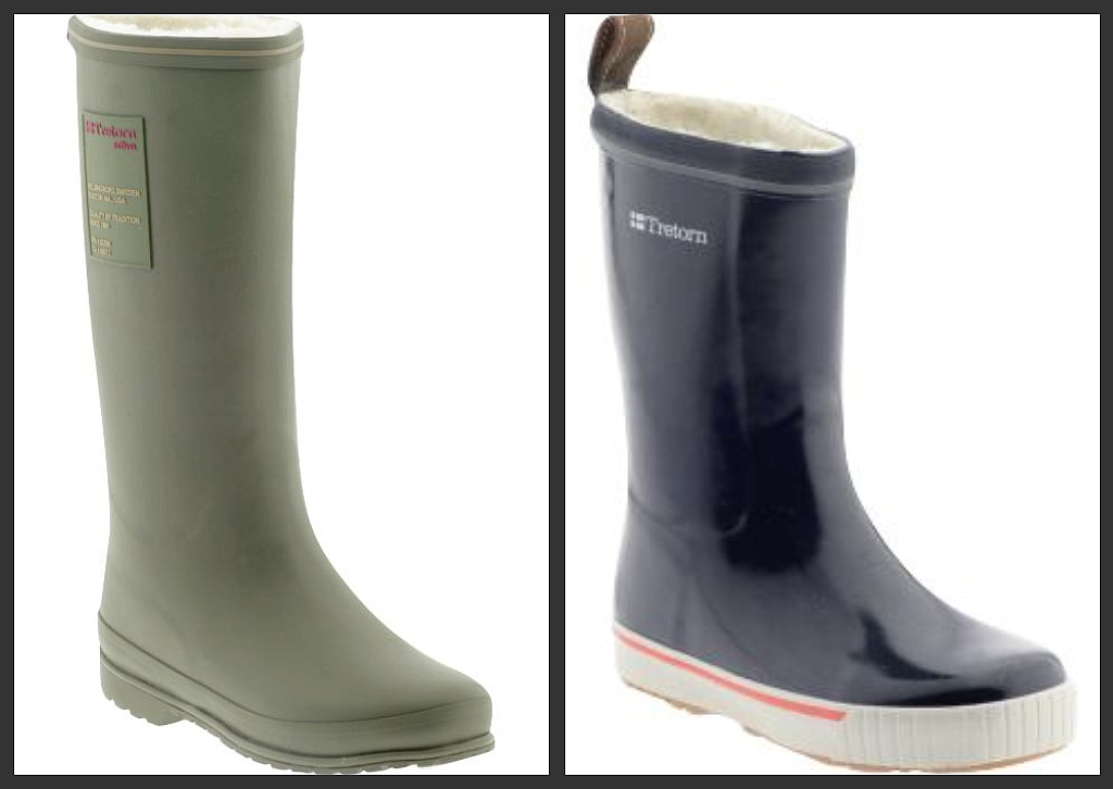 June's Style Diary: Stylish and Comfortable WELLIES!