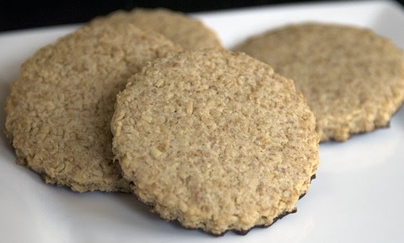 how to make digestive biscuits recipe