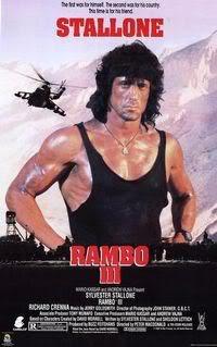 Rambo 3 Poster - Rambo III