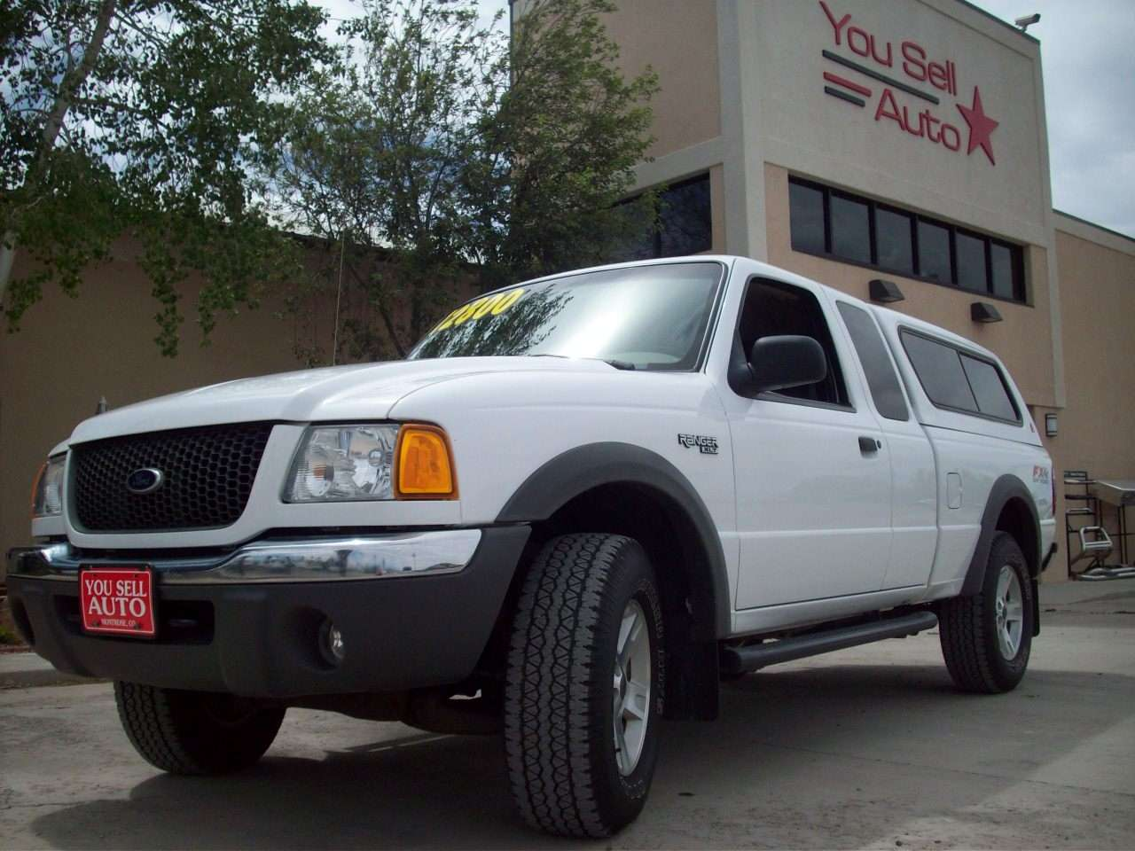2003 ford ranger xlt fx4 off road sold you sell auto. Black Bedroom Furniture Sets. Home Design Ideas