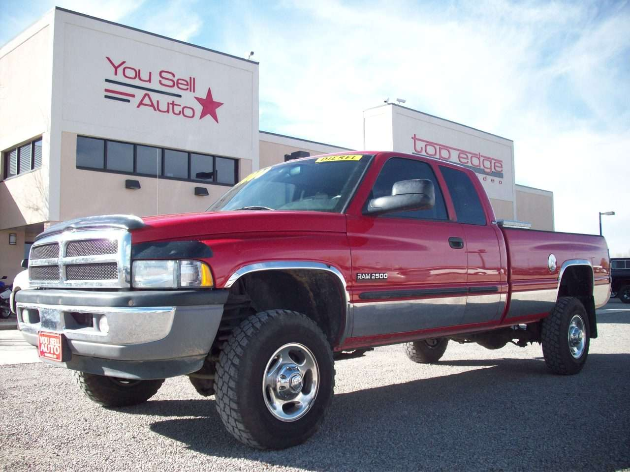 2002 dodge ram 2500 slt laramie turbo diesel 15 000. Black Bedroom Furniture Sets. Home Design Ideas