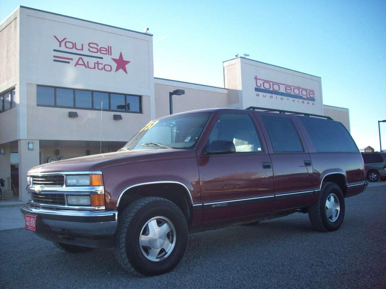 1999 chevrolet suburban k1500 lt sold