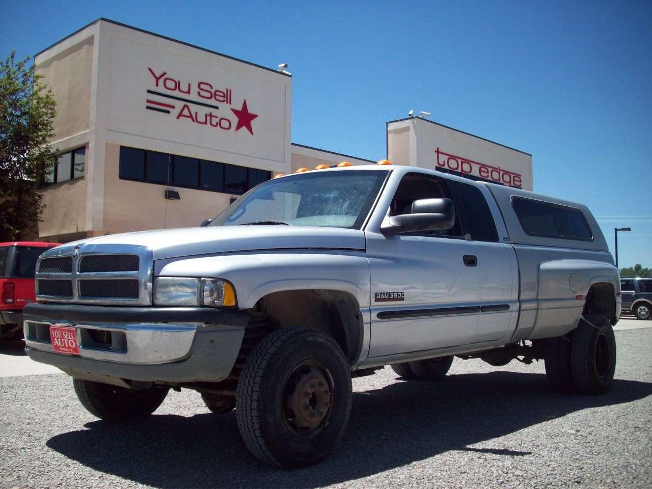 2002 dodge ram 3500 laramie slt turbo diesel 4x4 sold. Black Bedroom Furniture Sets. Home Design Ideas