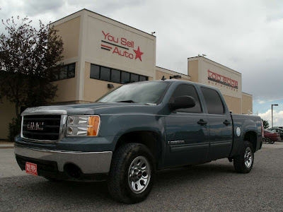 2007 gmc sierra 1500 crew cab sl 4x4 26 375 you sell auto. Black Bedroom Furniture Sets. Home Design Ideas