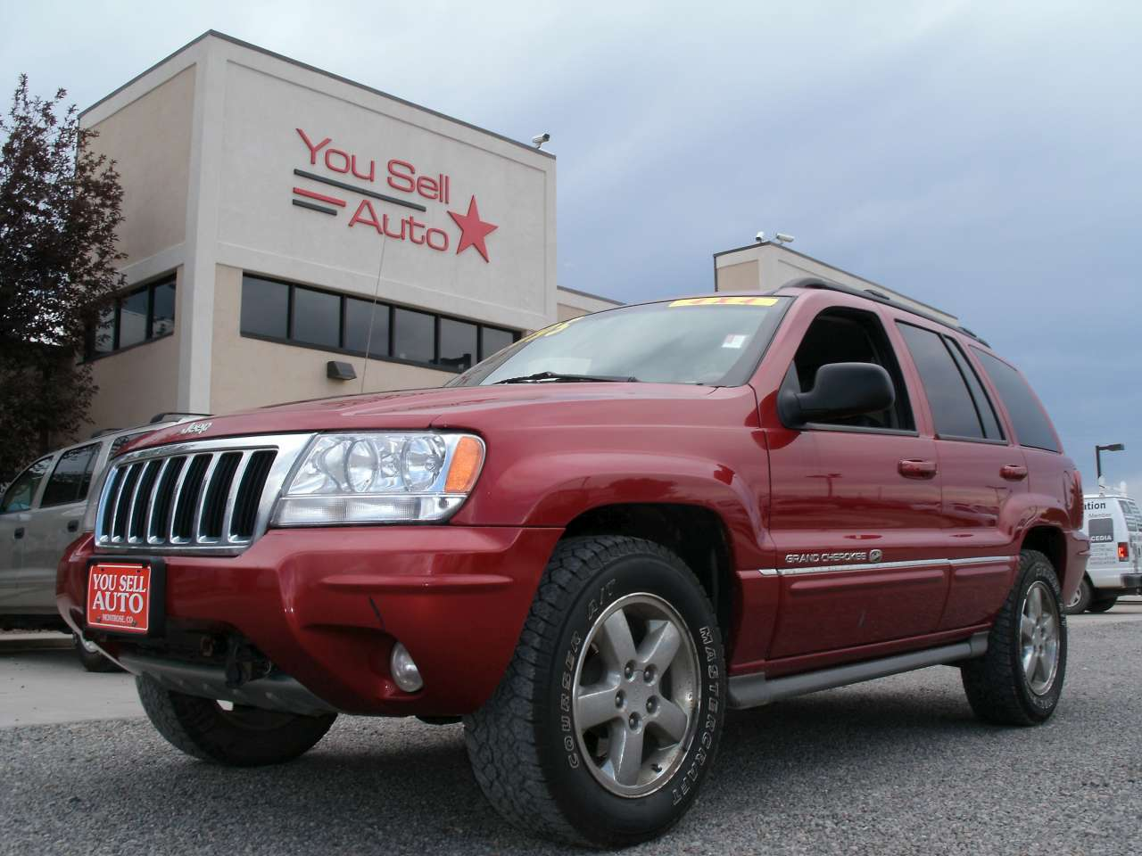 2004 jeep grand cherokee overland 4x4 sold you sell auto. Black Bedroom Furniture Sets. Home Design Ideas