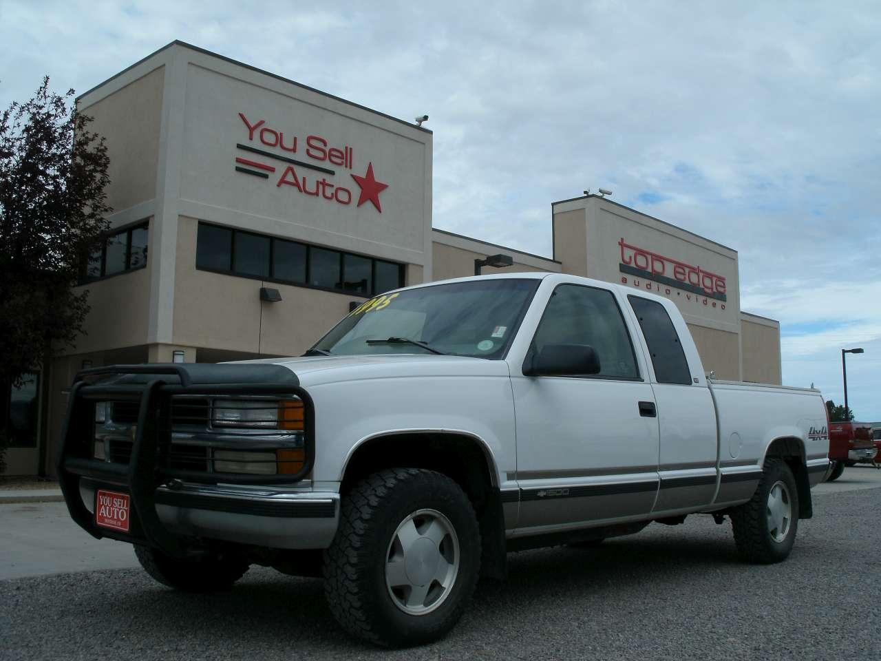 You sell auto 1998 chevrolet silverado 1500 sold