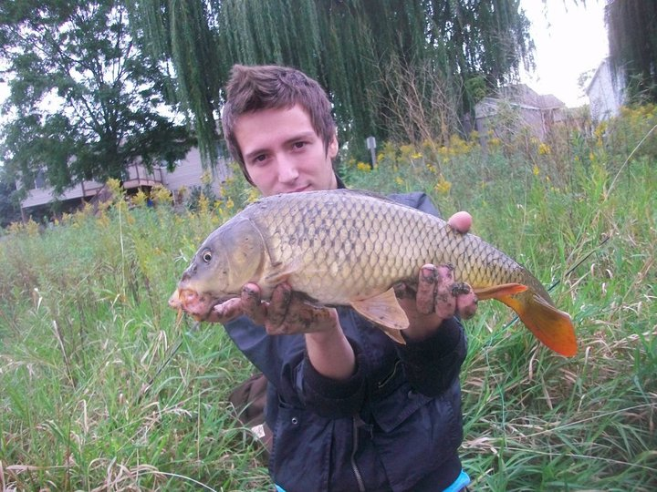 All species fishing storm ponds for Varieties of fish in the ponds