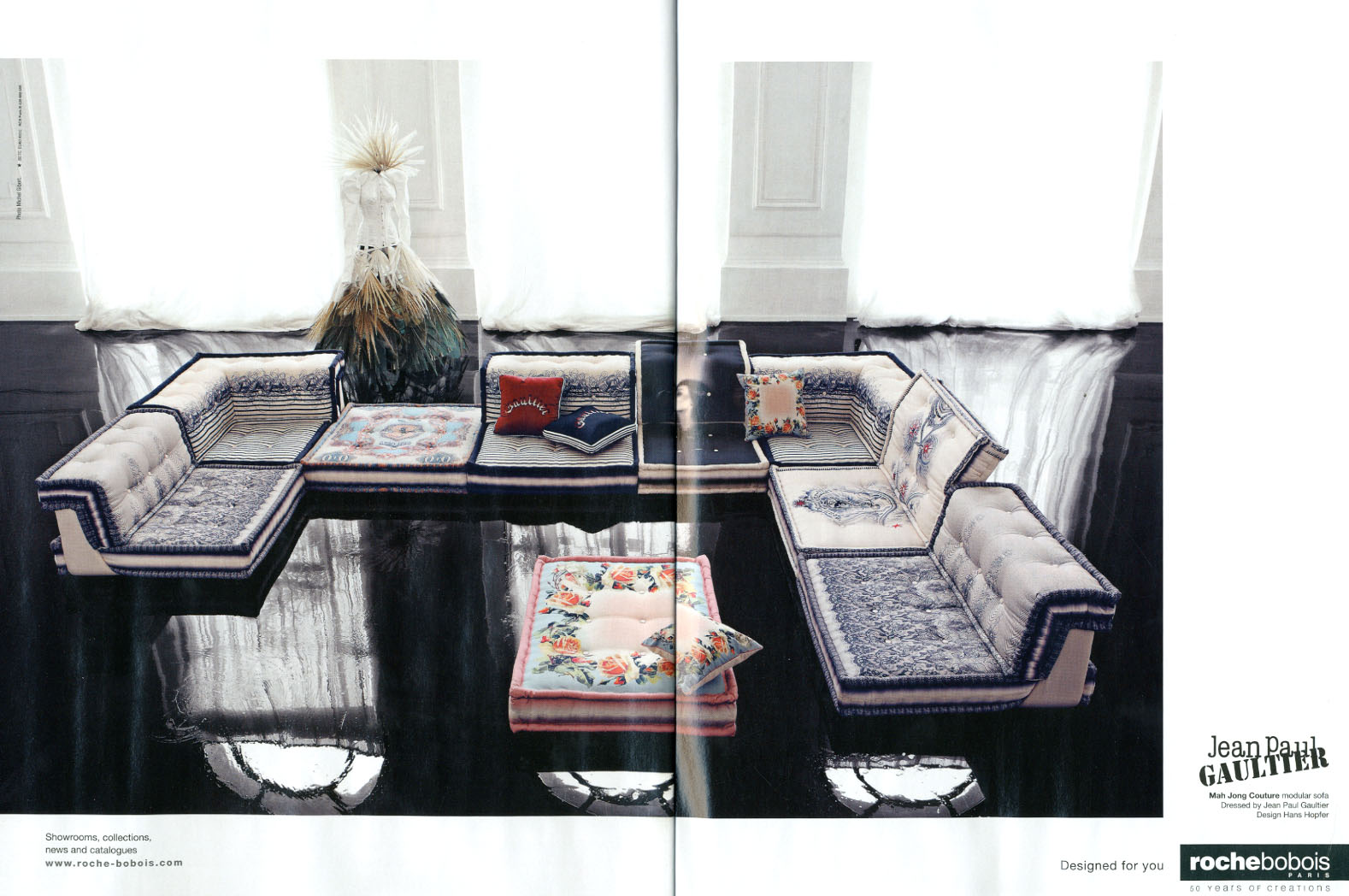 Craft Line Up Roche Bobois High End Furniture Meets Textiles