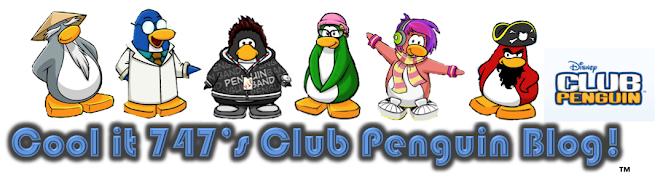 Cool it 747's Club Penguin Blog