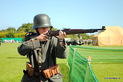 German rifleman