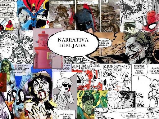 narrativa dibujada