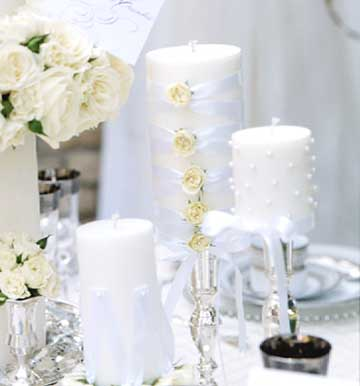 the wedding contessa candle centerpiece ideas. Black Bedroom Furniture Sets. Home Design Ideas