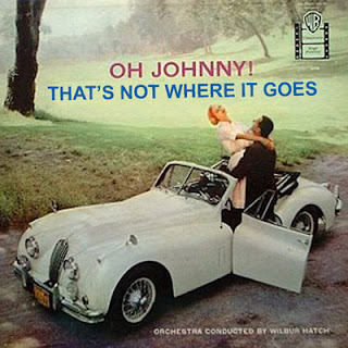 Oh Johnny Chords