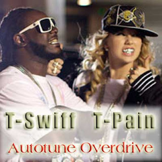 Taylor Swift Pain on Farce The Music  Taylor Swift   T Pain To Release Album