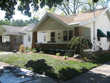 Landscaping project 2007