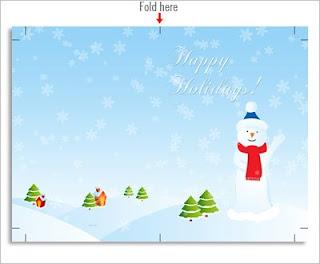 Christmas greeting cards printable christmas cards