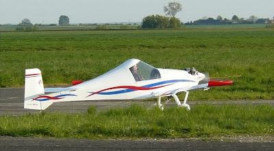 aerodyne groupe luciole construction d 39 un ulm monoplace