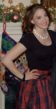Tartan: Not Just for Bagpipers:  Jewish Girls Can Rock It Too
