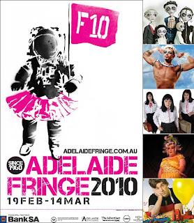 my fringe 2010 lineup