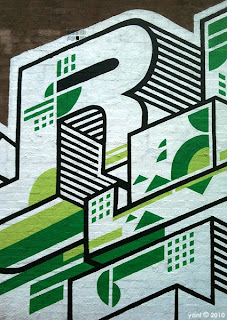 green graphical r