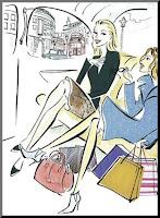 grand shopping trip