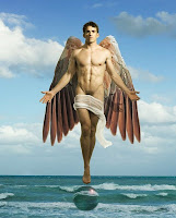 nathanial as icarus