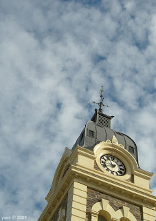 bayside clock tower
