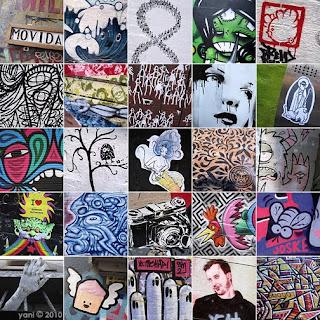 melbourne street art 2010