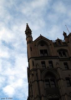 gothic tilt