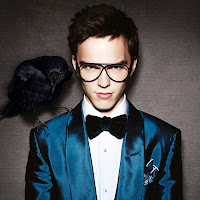 nicholas hoult for tom ford eyewear
