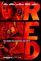 red (retired, extremely dangerous) - still armed, still dangerous, still got it