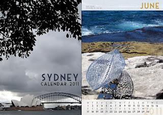 sydney calendar 2011