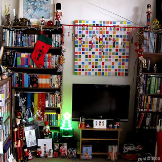 my toy soldier collection 2010, in situ