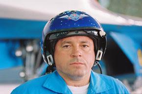 Игорь Ткаченко, летчик