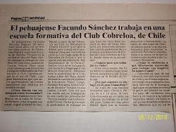 Nota Periodistica-Chile