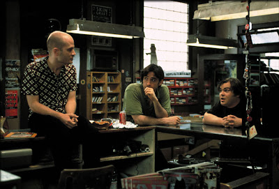The Cast of High Fidelity