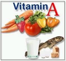 imagem: alimentos com vitamina A