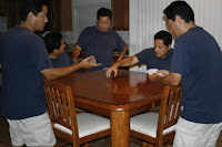 Poker/King's Corner @ Sam's House