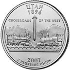Quarter-dollar coin image from the United States Mint.