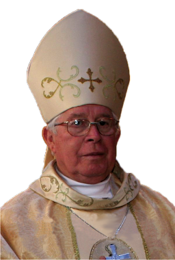Monseñor Hector Gutierrez Pabón.