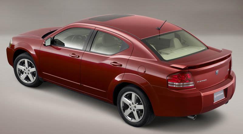 dodge avenger fuel autos weblog. Cars Review. Best American Auto & Cars Review