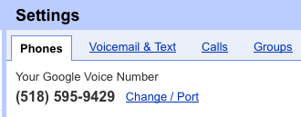 Port your existing mobile number to Google Voice   Google Voice Blog