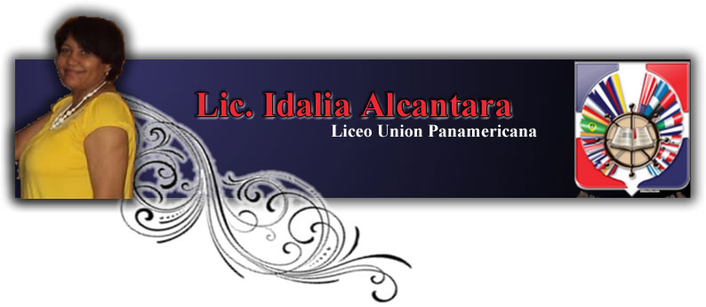 Idalia Alcantara 3ro