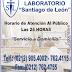 LABORATORIO SANTIAGO DE LEON
