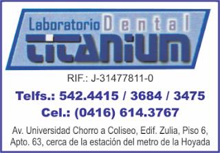 LABORATORIO DENTAL TITANIUM en Paginas Amarillas tu guia Comercial